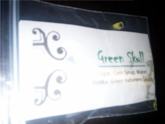 Green Skull (3)