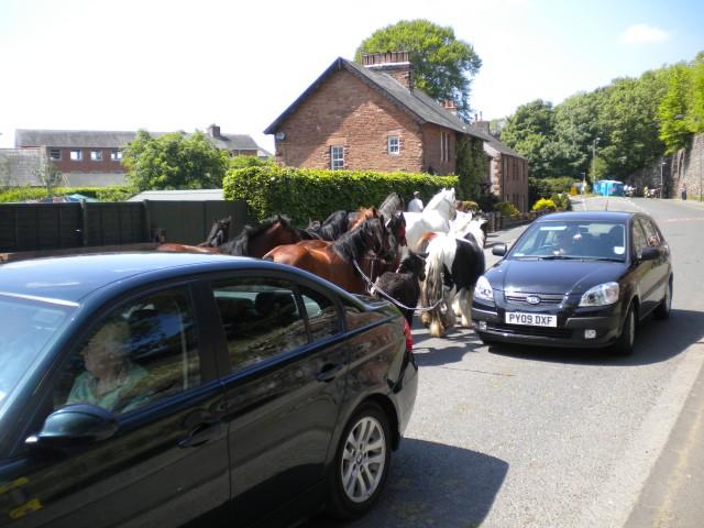 Appleby Horse Fair 2013 010