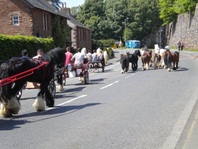 Appleby Horse Fair 2013 012