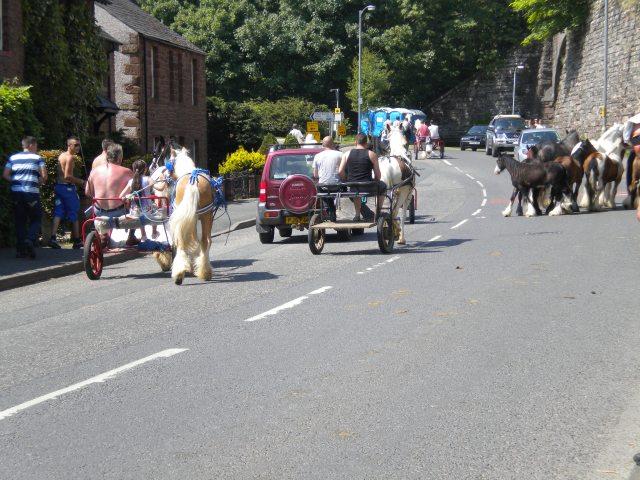 Appleby Horse Fair 2013 014