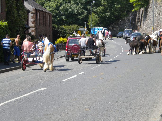 Appleby Horse Fair 2013 014