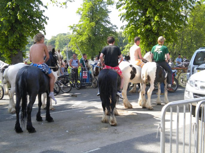 Appleby Horse Fair 2013 025