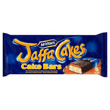 jaffa cake bar