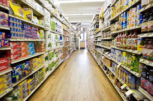 Supermarkets are evil