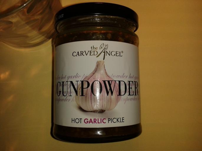 Gunpowder pickle